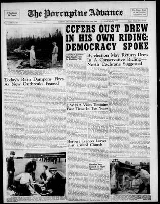 Porcupine Advance, 10 Jun 1948