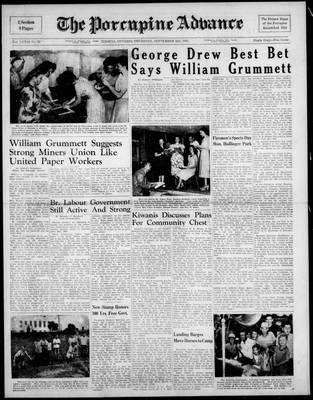 Porcupine Advance, 2 Sep 1948