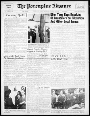Porcupine Advance, 21 Oct 1948