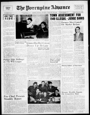 Porcupine Advance, 10 Feb 1949