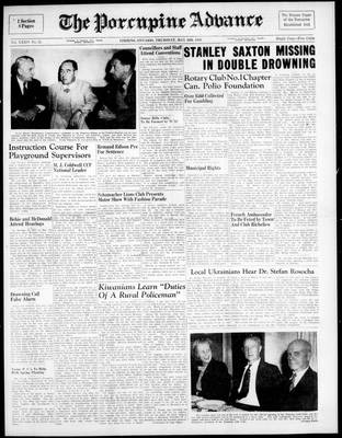 Porcupine Advance, 26 May 1949
