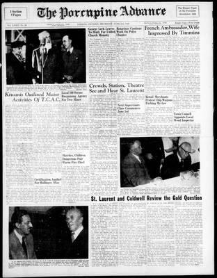 Porcupine Advance, 2 Jun 1949