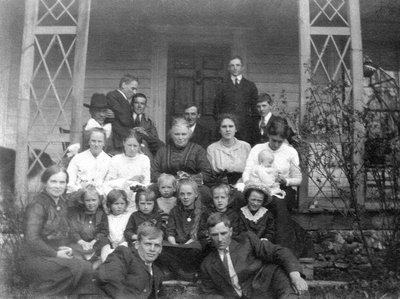 The King Family in 1916