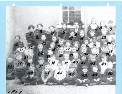 Bronte School Student Photograph 1898-9