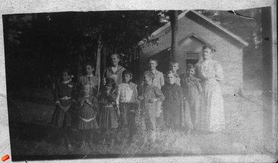 Sixteen School, S.S. #16, Trafalgar Township