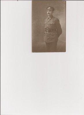 "Cyril ""Ernest"" Hopper, 1916"