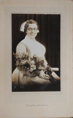 Ada Ford, Registered Nurse Graduate, 1931