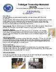 Trafalgar Township Historical Society Newsletter 2013 Winter