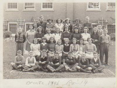 Bronte Public School, 1946, Room 4