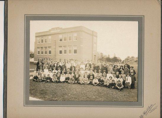 Bronte School, 1925