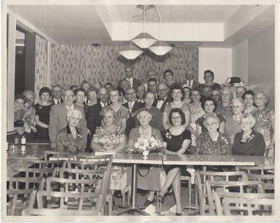 North Trafalgar Community Club, 1961