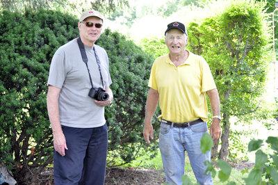 Lance Pocock, Farm Manager, Lazy Pat Farm
