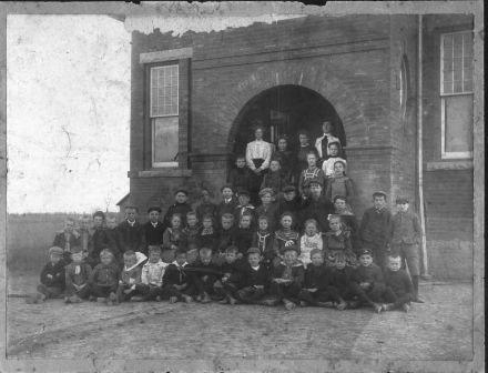 Munn's School, S.S. #3A, ca1904