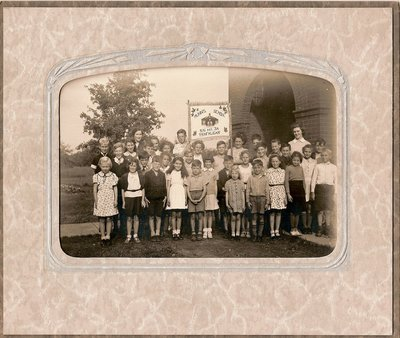Munn's School, S.S. #3A, 1950's