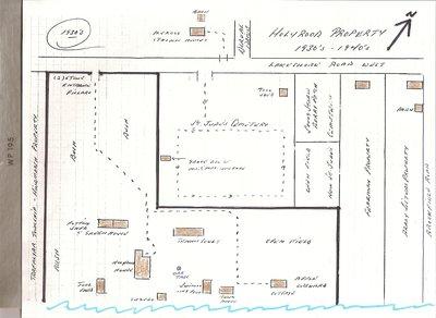 Holyrood House, Oakville, Property Maps