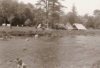 Henderson Park Day Camp, Sixteen Mile Creek, June 1959