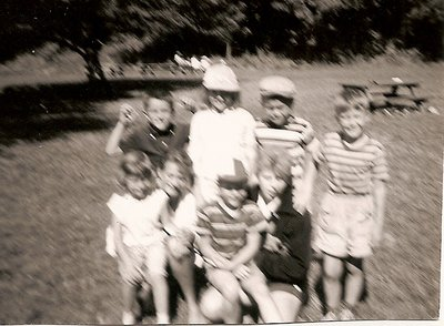 Oakville Recreation Commission Day Campers, Summer 1959