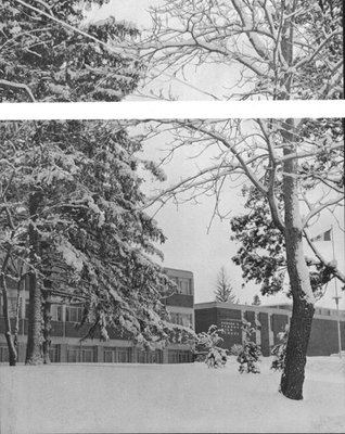 1967-1968 Photograph of Gordon E. Perdue High School