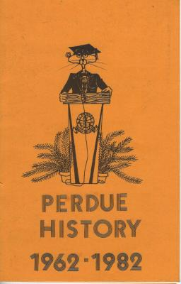 Gordon E. Perdue High School History 1962-1982