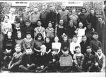 S.S. #12 Trafalgar, 1936/37 Maple Grove School Students