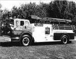 Trafalgar Fire Department American Marsh Pumper, 1959