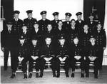 Bronte Volunteer Firefighters, ca1955
