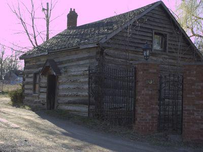 The Ludlow/Slacer Cabin, 1495 Burnhamthorpe Road West, Oakville, Ontario