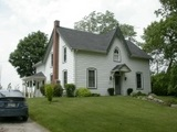 185 Burnhamthorpe Road West, Featherstone Farmhouse