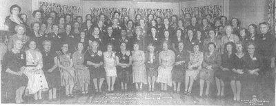 Oceola Class 25th Reunion 1953