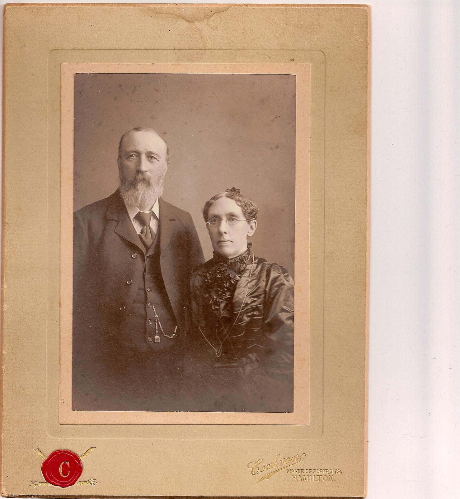 Mr. & Mrs. Addison Hager