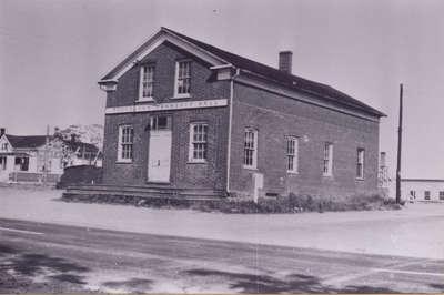Trafalgar Township Hall, ca1940