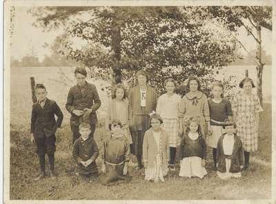Merton School, S.S. 15, 1920