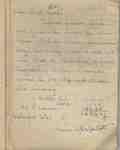 Transcript of Army Book 152 WW1 Correspondence Book (Field Service)
