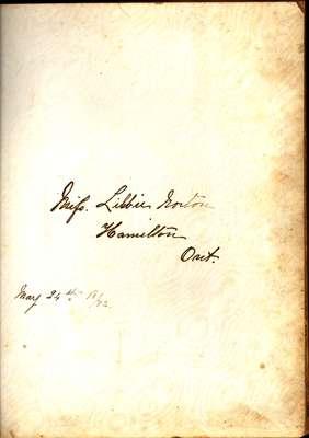 Clark and Norton Family Album