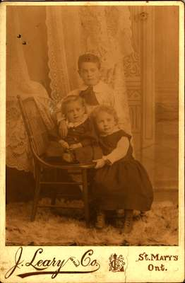Children of John & Charlotte (Marshall) Norton?