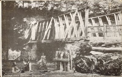 Jacquelyn's Bridge, 1916