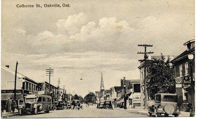 Colborne St., Oakville, Ont.