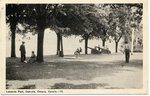 Lakeside Park, Oakville, Ontario, Canada.