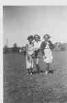 Lynn Ford, Barbara Jean Hilson and Joy Barnstaple