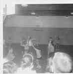 Basketball Game at Snider's School, 1956-57.