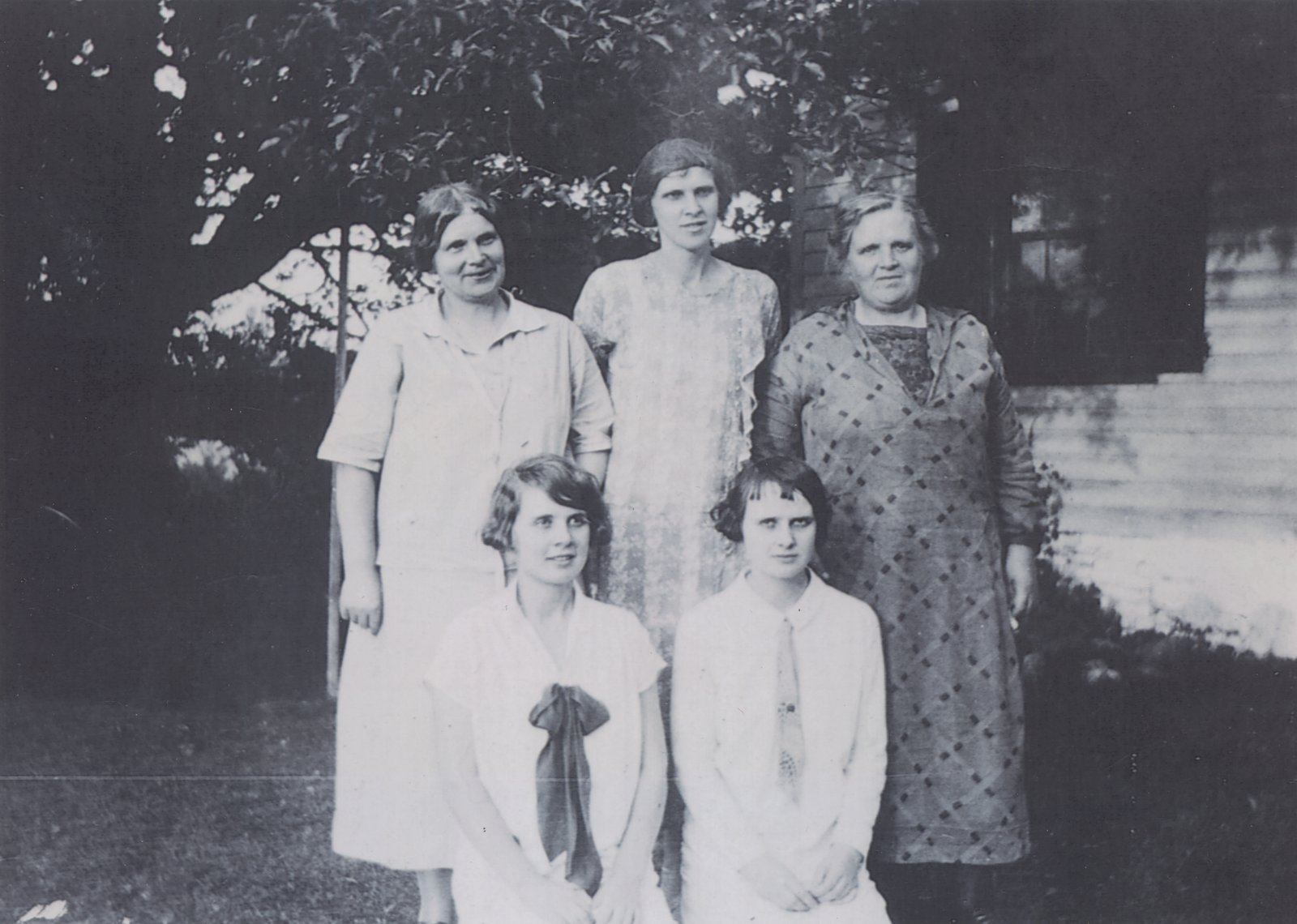 The King Sisters, ca1916