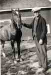 John A. Ford with Molly