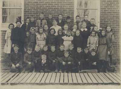 Merton School Photo ca1910