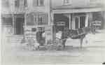 Oakville Dairy Cart, 1917