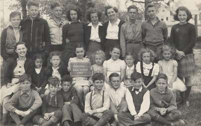 Palermo Public School 1947