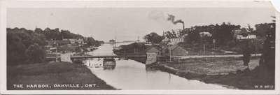 The Oakville Harbour