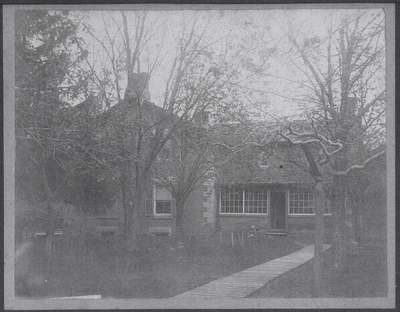 Residence of James & Margaret Bussell