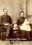 Bert and Annie (McKay) Langtry and Family