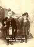Children of William and Christina Morden