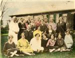 Ladies Aid, Omagh Presbyterian Church, 1920s
